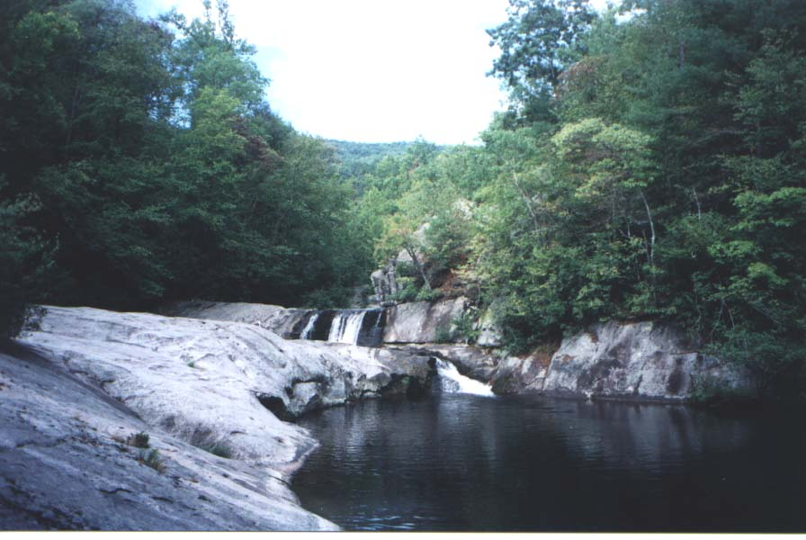 Wilson creek gorge for Nc hunt and fish
